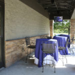The Foundry - Front Deck during Masters hospitality